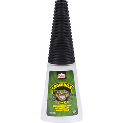 Pattex Crocodile Secondelijm 10 g - 10817 - van Toolstation