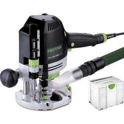 Festool Festool OF 1400 EBQ Plus freesmachine 8-12mm - 11974 - van Toolstation