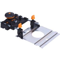 Triton geleiderail adapter
