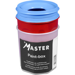 Master Master paint-box  - 14453 - van Toolstation