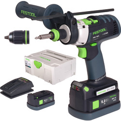 Festool PDC 18/4 Li 5,2 Plus accu klopboormachine