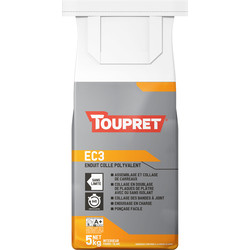 Toupret Toupret  Joint filler EC3 5kg - 16106 - van Toolstation