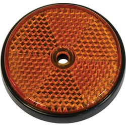 Reflector Oranje - 18096 - van Toolstation