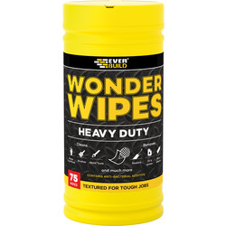 Everbuild Everbuild Heavy Duty Wonder Wipes  - 19812 - van Toolstation