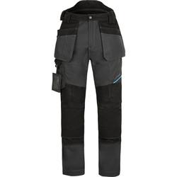 Portwest WX3 werkbroek met holsterzakken en gratis kniestukken