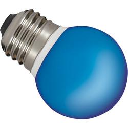 Sylvania LED lamp kogel gekleurd E27