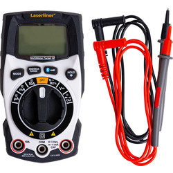Laserliner Laserliner Multimeter XP CAT III/CAT IV bluetooth  - 24082 - van Toolstation