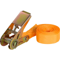 Spanband met ratel 25mm/3m - 24971 - van Toolstation