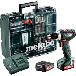 Metabo Metabo PowerMaxx BS 12accu schroefboormachine 12V Li-ion - 25800 - van Toolstation