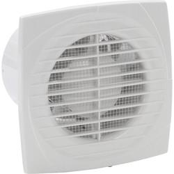 100mm laag profiel axiaal ventilator