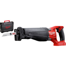 Milwaukee Milwaukee M18 CSX-0X accu reiprozaag machine (body) 18V  Li-ion - 30143 - van Toolstation