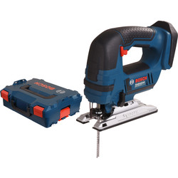 Bosch Bosch GST 18 V-LI B accu decoupeerzaag machine (body) 18V Li-ion - 30789 - van Toolstation