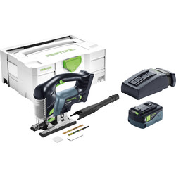 Festool PSBC 420 EBI-Plus CARVEX decoupeerzaag machine