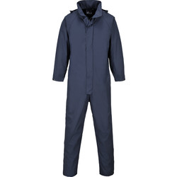 Portwest Sealtex waterproof regenoverall L marineblauw - 32493 - van Toolstation