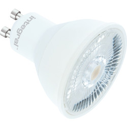 "Integral LED Integral LED spot GU10 ""Real Colour CRI 95"" 7W 440lm 4000K - 32696 - van Toolstation"