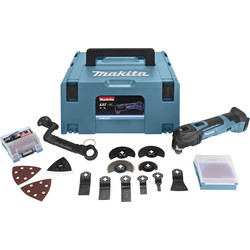 Makita Makita DTM51ZJX3 accu multitool (body) 18V Li-ion - 33271 - van Toolstation