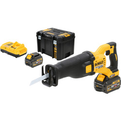 DeWALT DeWALT FlexVolt DCS388T2-QW accu reciprozaag machine 54V Li-ion - 34145 - van Toolstation