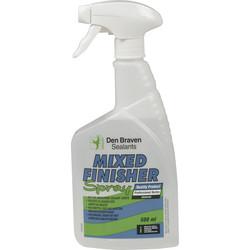 Zwaluw mixed finisher spray