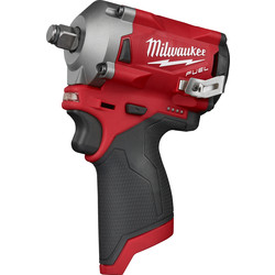 Milwaukee Milwaukee M12 FIWF12-0 slgamoeraanzetter (body) 12V  Li-ion - 37098 - van Toolstation