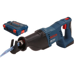Bosch Bosch GSA 18 V-LI accu reciprozaag machine (body) 18V Li-ion - 43513 - van Toolstation