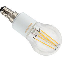 Sylvania Sylvania ToLEDo LED lamp filament kogel E14 4,5W 470lm 2700K - 44211 - van Toolstation