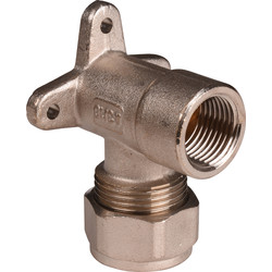 "Knel muurplaat 1/2""x16mm - 47536 - van Toolstation"