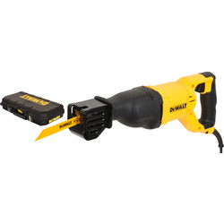 DeWALT DeWALT DWE305PK-QS reciprozaag machine  - 47601 - van Toolstation