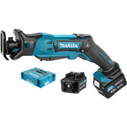 Makita Makita JR103DSMJ accu reciprozaag machine 10,8V Li-ion - 50425 - van Toolstation