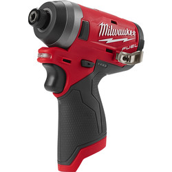 Milwaukee Milwaukee M12 FID-0 slagschroevendraaier (body) 12V  Li-ion - 54196 - van Toolstation