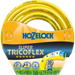 "Hozelock Hozelock Super Tricoflex slang 12,5mm(1/2"") 50m - 55783 - van Toolstation"