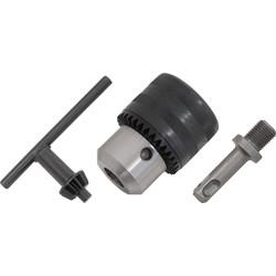 Boorkop met SDS adapter en sleutel