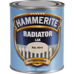 Hammerite radiatorlak kleurvast