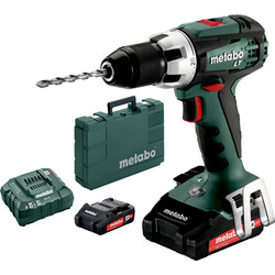 Metabo Metabo BS 18 LT Compact accu schroefboormachine 18V Li-ion - 60077 - van Toolstation