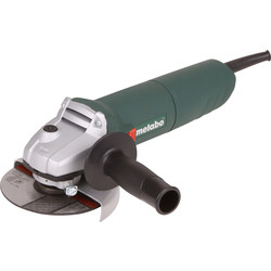 Metabo Metabo W 1100-125 haakse slijpmachine 125mm - 69458 - van Toolstation