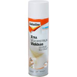 Alabastine voorstrijk vlekken wit