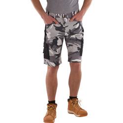 Cerva short camouflage