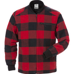 Fristads gewatteerd overhemd 7096