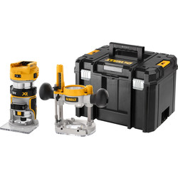 DeWalt DeWALT DCW604NT-XJ freesmachine 18V Li-ion - 80590 - van Toolstation