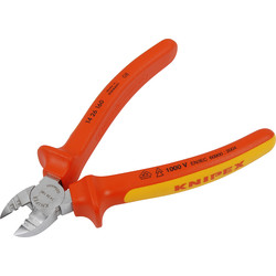 Knipex Knipex 1426 VDE strip-zijkniptang 160mm - 81239 - van Toolstation