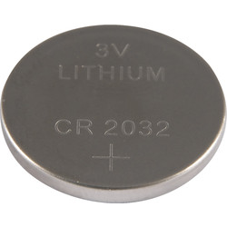 Lithium-batterij CR2032 - 81688 - van Toolstation