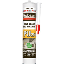 Rubson Rubson PRO PU200 kit Zwart 280 ml - 82382 - van Toolstation