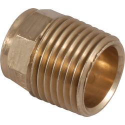 Conex soldeer puntstuk brons