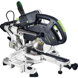 Festool KS 60 E-SET afkortzaagmachine