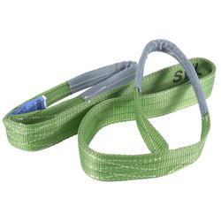 Hijsband groen 2 ton