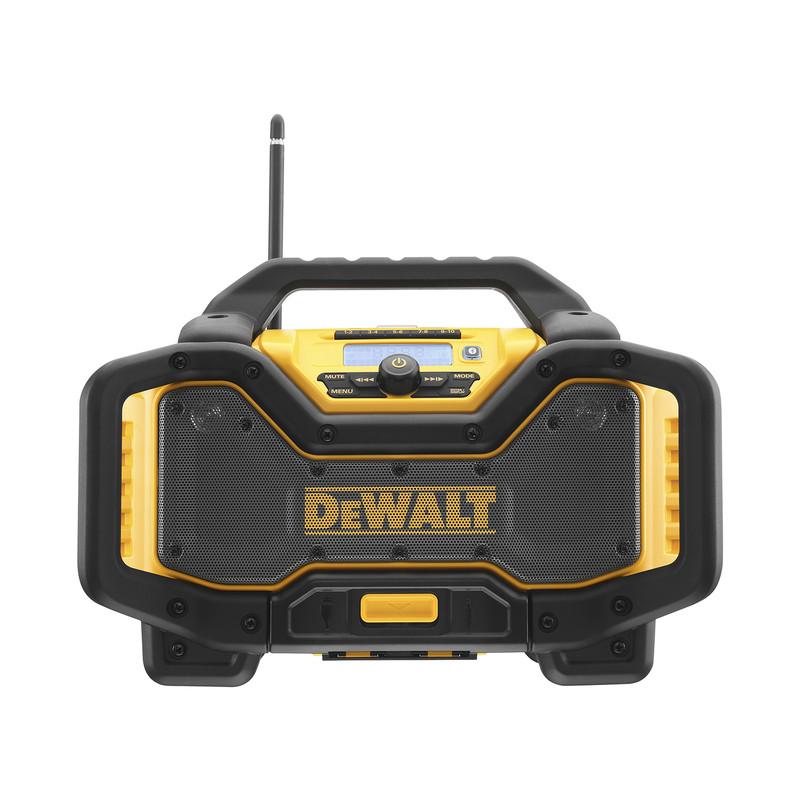 DeWALT DCR027-BD DAB+/FM bouwradio