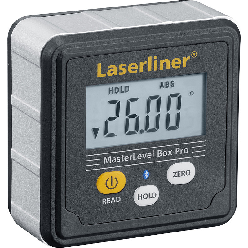 Laserliner MasterLevel Box pro electronische waterpas