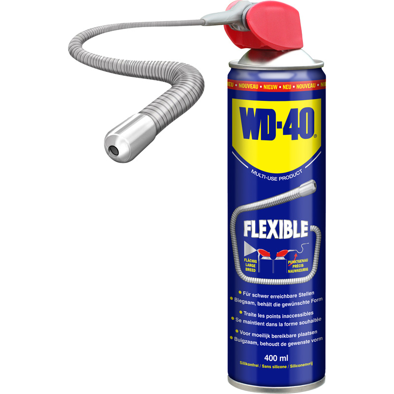 WD-40 Flexible 400ml  Multispray