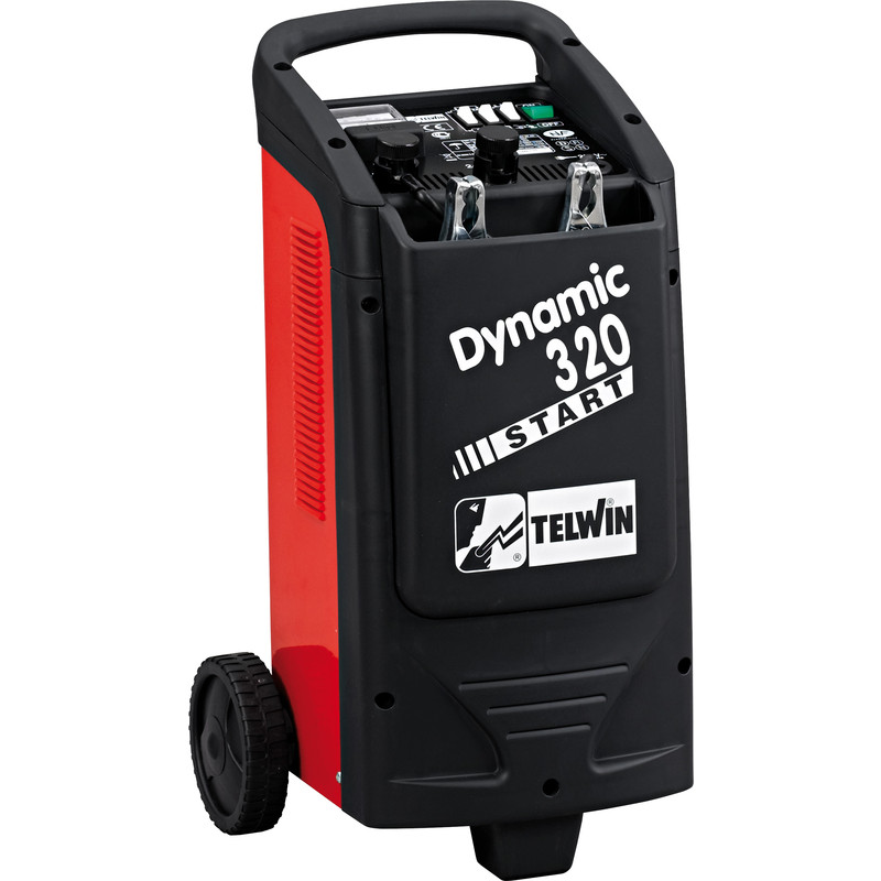 Telwin Dynamic 320 Start mobiele acculader/jumpstarter