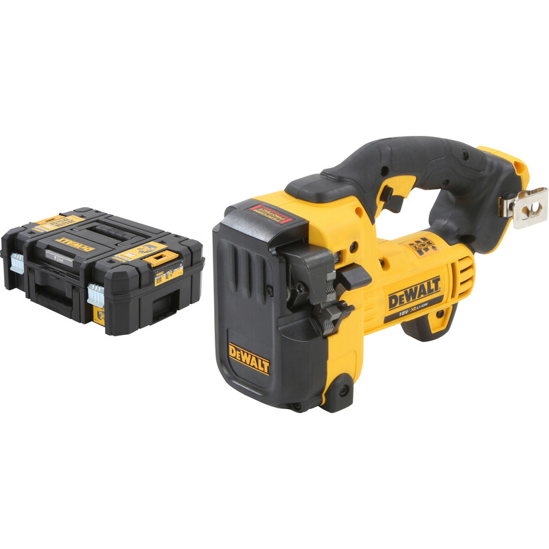 DeWALT DCS350NT-XJ accu draadeindknipper machine (body)
