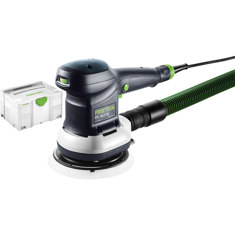 Festool ETS 150/3 EQ-Plus excentrische schuurmachine